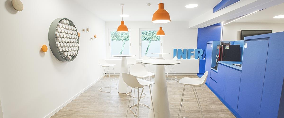 Infrabel - Cafétéria