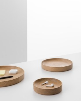 Cruso – Notes tray