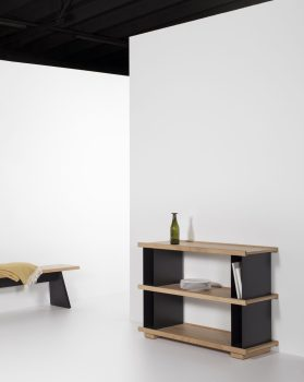 Cruso – Block shelving