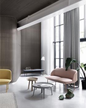Muuto – Olso lounge & sofa