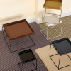 Tray table de chez Hay : découvrez la coffee table métallique