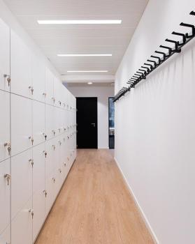 Osmoz – Lockers