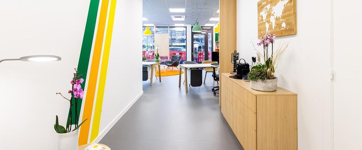 Aménagement espaces de travail