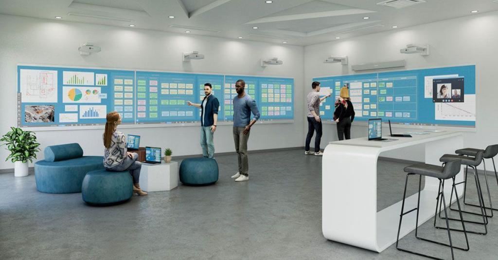 Mobilier connecté au cœur des nouveaux projets d'aménagement !