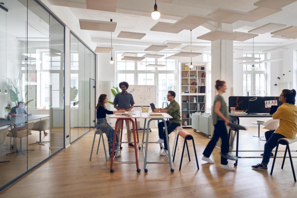 Travail flexible en entreprise