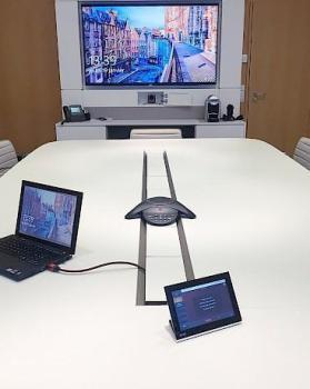 iSee - Tables de vidéoconférence 'Plug and Play'.