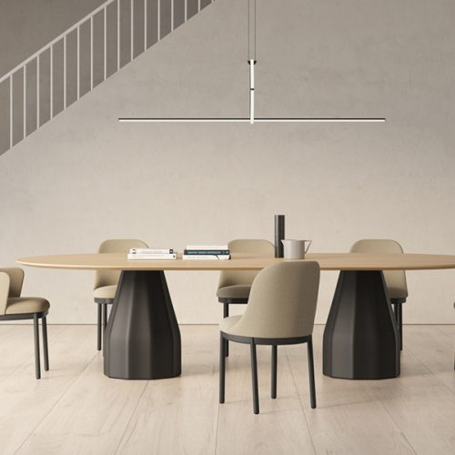 Viccarbe - Burin table